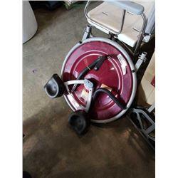 Abcircle exercise machine