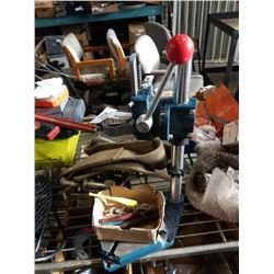 GLASS CUTTING TOOLS DRILL PRESS MOUNT AND SLING