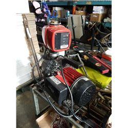 Leader ecojet 110 electric pump