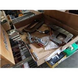AIR GUNS AND CLAMPS