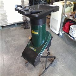 YARD WORKS ELECTRIC CHIPPER