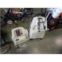 INVACARE PLATINUM 10 HOME OXYGEN CONCENTRATOR AND INVACARE HOMEFILL II  OXYGEN COMPRESSOR
