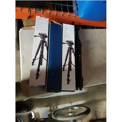 4 camera tripods