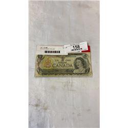 1973 CANADIAN 1 DOLLAR