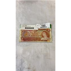 1974 CANADIAN 2 DOLLAR