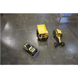 TONKA  AND OTHER METAL TOYS