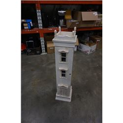 SMALL WOOD DECORATIVE CABINET - HOUSE DESIGN