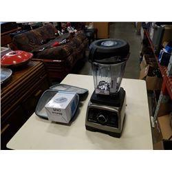 Blood pressure monitor and vitamix blender display model cord cut