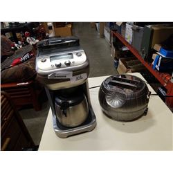 Breville coffee maker, and start wars death star toaster