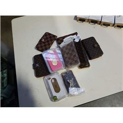 REPRODUCTION LV PHONE CASES AND WALLETS