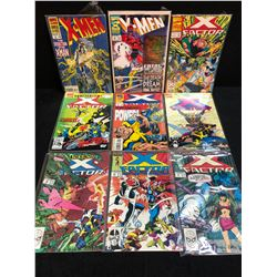 X-MEN/ X-FACTOR COMIC BOOK LOT (MARVEL COMICS)