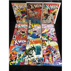 ASSORTED X-MEN COMIC BOOK LOT (MARVEL COMICS)