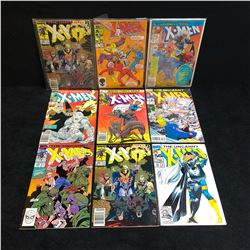 THE UNCANNY X-MEN COMIC BOOK LOT (MARVEL COMICS0