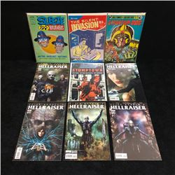 ASSORTED COMIC BOOK LOT (HELLRAISER...)