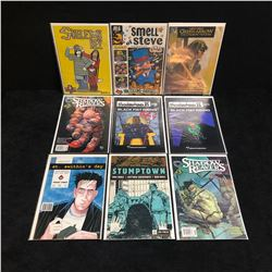 ASSORTED COMIC BOOK LOT