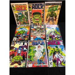 ASSORTED HULK COMIC BOOK LOT (MARVEL COMICS)