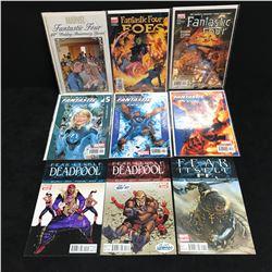 ASSORTED FANTASTIC FOUR COMIC BOOK LOT (MARVEL COMICS)