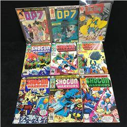 SHOGUN WARRIORS COMIC BOOK LOT (MARVEL COMICS)