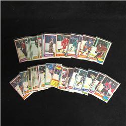 1980-81 OPC HOCKEY CARD LOT