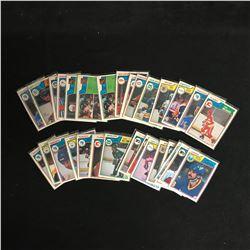 1983-84 OPC HOCKEY CARD LOT