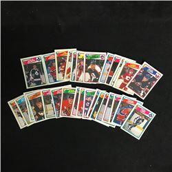 1988-89 OPC HOCKEY CARD LOT