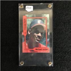 MICHAEL JORDAN #3 1990 SCD POCKET PRICE GUIDE CARD
