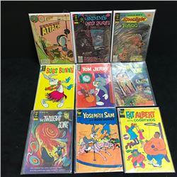 VINTAGE COMIC BOOK LOT