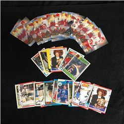 ASSORTED HOCKEY CARD LOT