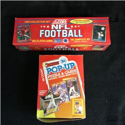 FOOTBALL/ BASEBALL CARD SETS