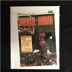 SPORTS PAGES MICHAEL JORDAN COVER