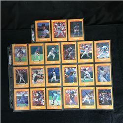 BASEBALL ROOKIES CARD LOT