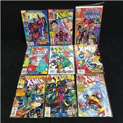 ASSORTED X-MEN COMIC BOOK LOT (MARVEL COMICS)