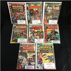 VINTAGE MARVEL COMICS BOOK LOT