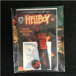 HELLBOY #1 (DARK HORSE COMICS)
