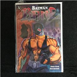 BATMAN BANE (DC COMICS) by CHUCK DIXON & RICK BURCHETT