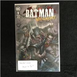 THE BATMAN WHO LAUGHS #1 (DC COMICS) Variant Cover