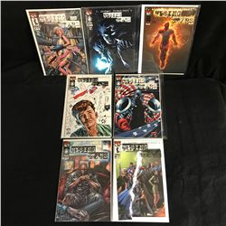 RISING STARS COMIC BOOK LOT (TOP COW/ IMAGE COMICS)
