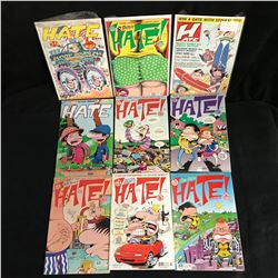 HATE! COMIC BOOK LOT