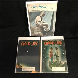 CHILD LIFE MAGAZINE LOT
