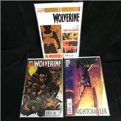 WOLVERINE/ X-MEN COMIC BOOK LOT
