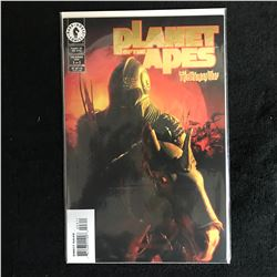 PLANET OF THE APES #3 DYNAMIC FORCES FOIL EDITION w/ COA