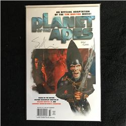 PLANET OF THE APES MOVIE ADAPTATION SIGNED BY SCOTT ALLIE w/ COA