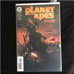 PLANET OF THE APES #2 DYNAMIC FORCES FOIL EDITION w/ COA