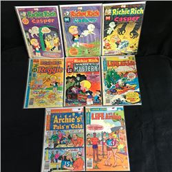 RICHIE RICH/ ARCHIE SERIES COMIC BOOK LOT