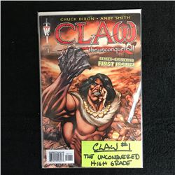 CLAW #1 The Unconquered (WILDSTORM)
