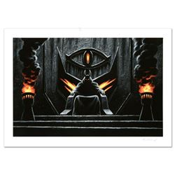 """""""Sauron The Dark Lord"""" Limited Edition Giclee by Greg Hildebrandt. Numbered and Hand Signed by the A"""