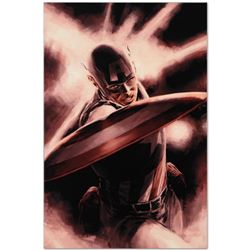 "Marvel Comics ""Captain America Theater of War: A Brother in Arms #1"" Numbered Limited Edition Giclee"