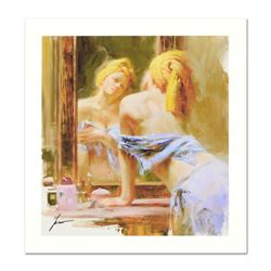 "Pino (1939-2010) ""Morning Reflections"" Limited Edition Giclee. Numbered and Hand Signed; Certificate"