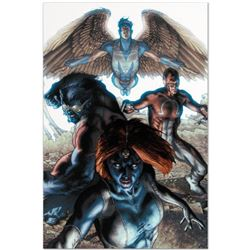 "Marvel Comics ""Dark X-Men #1"" Numbered Limited Edition Giclee on Canvas by Simone Bianchi with COA."