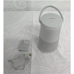 Bose Round Portable Soundlink Resolve Speaker w/ Charging Cord